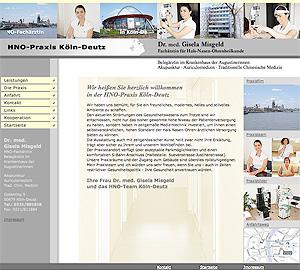 Abbildung von HNO-Praxis Köln-Deutz